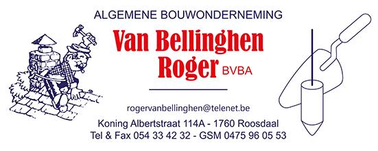 Bouwonderneming Roger Van Bellinghen